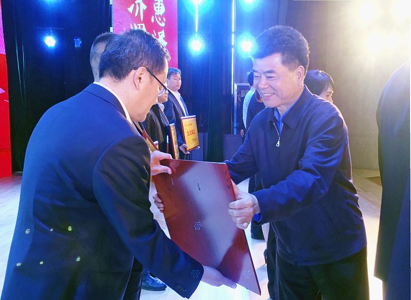 """陕西省农林水利气象工会:""""引汉济"""