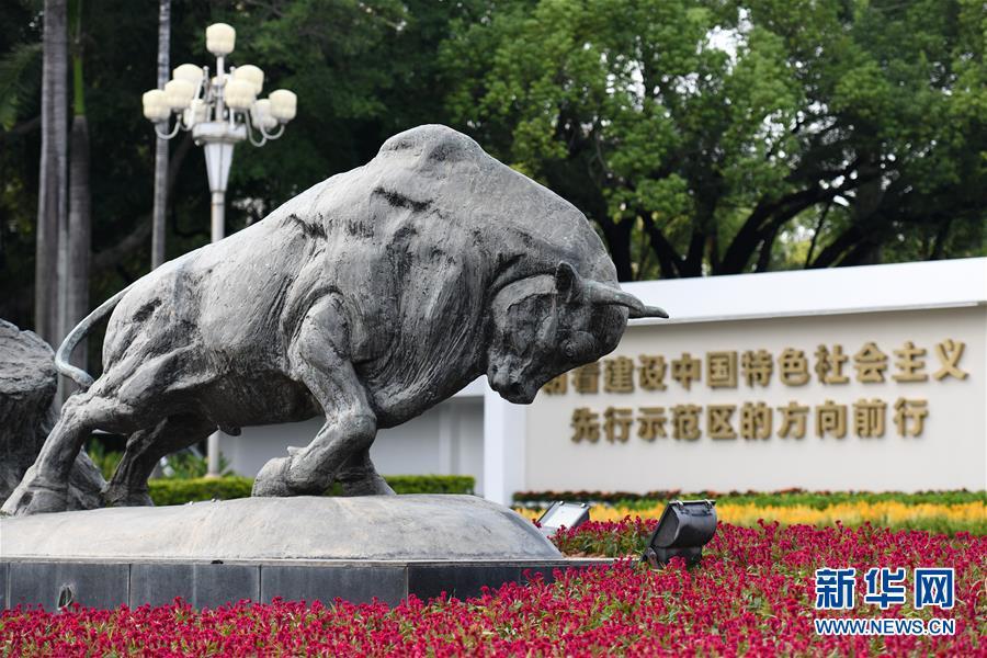 (新华全媒头条・图文互动)(9)创造新时代中国特色社会主义的更大奇迹――以习近平同志为核心的党中央关心经济特区发展纪实