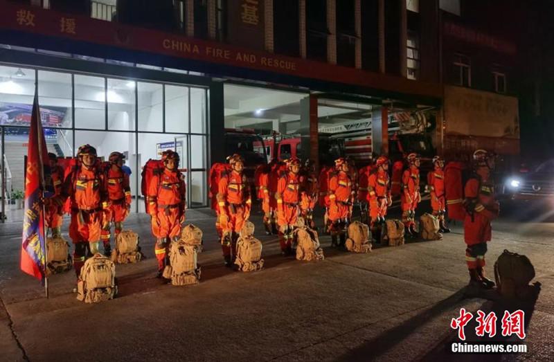 四川泸州市泸县发生6.0级地震 ...